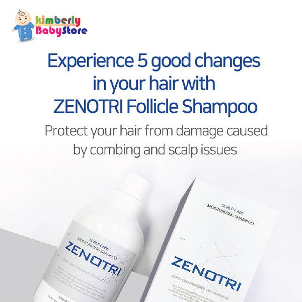 ZENOTRI Hair Growth Complete Set