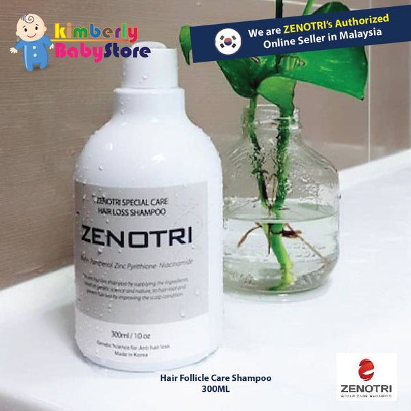 ZENOTRI Hair Follicle Care Shampoo