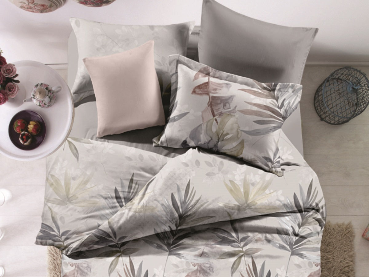 Tropical Comfort Microfiber Printed Bed Sheet Set