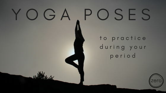 Yoga poses practice period menstruation