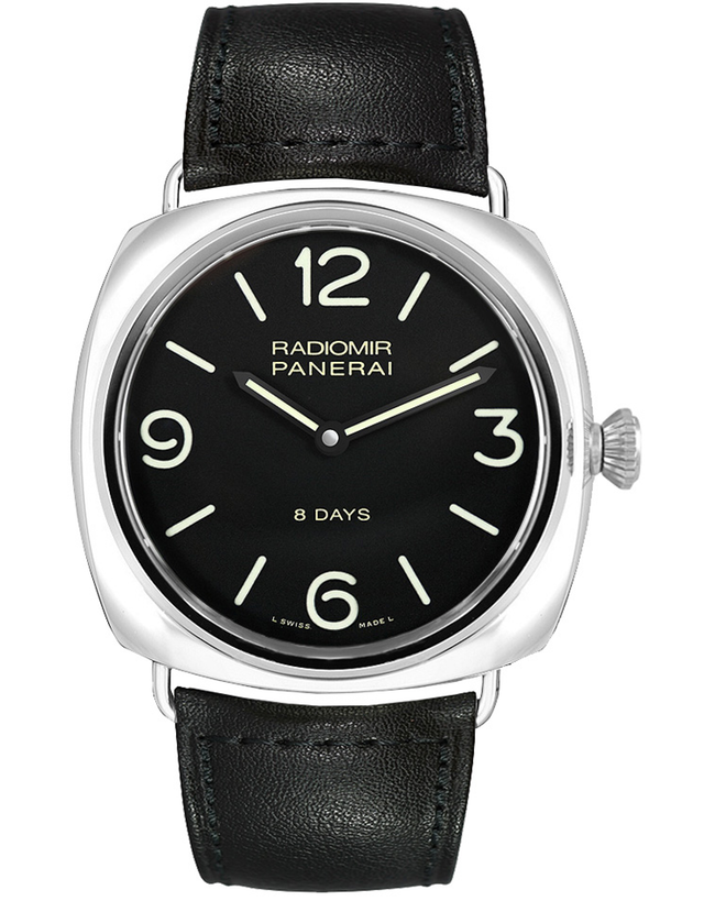 Panerai Radiomir Black Seal 8 Days Men's Watch