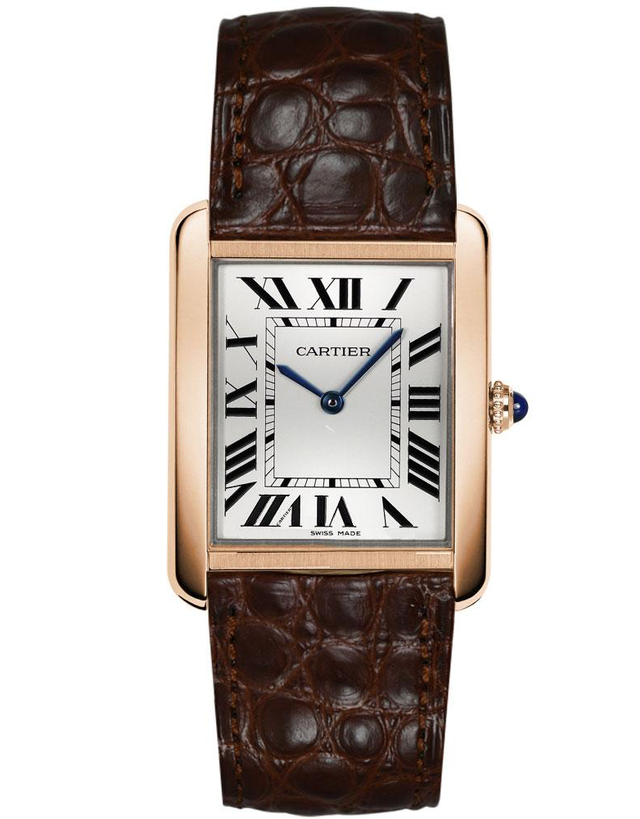 Cartier Tank Solo Quartz Ladies Watch