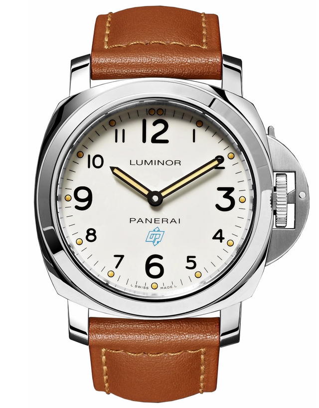 Panerai Luminor Base Logo 44mm Mens Watch