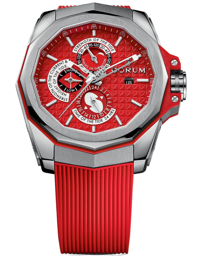 Corum Admiral AC-One 45 Tides Men's Watch