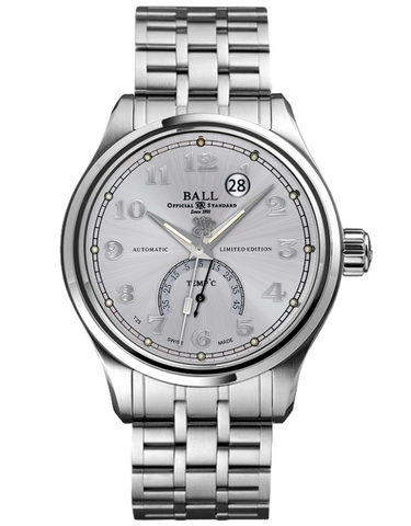 Ball Trainmaster Celsius Men's Watch