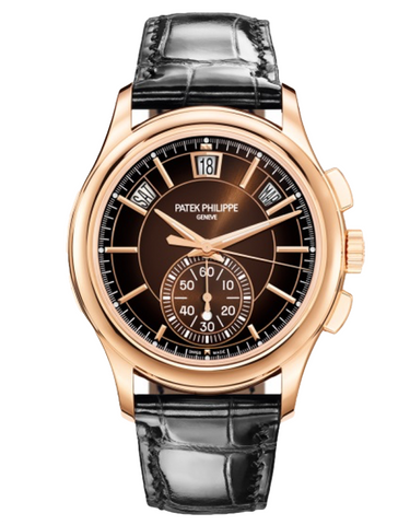 Patek Philippe Complications 18k Rose Gold Men's Watch