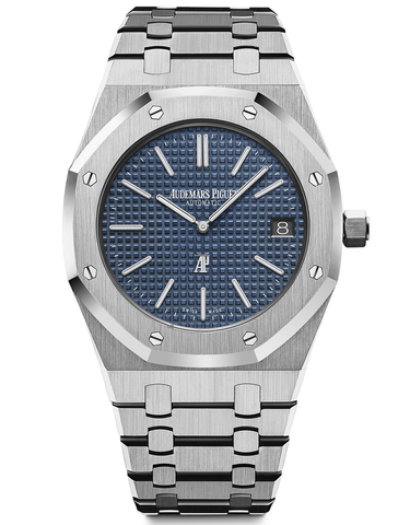 Audemars Piguet Royal Oak Automatic Calibre 2121 Extra Thin Mens Watch
