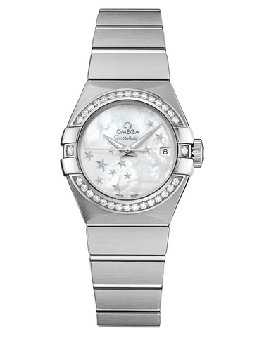 Omega Constellation Diamond 27mm Women's Watch