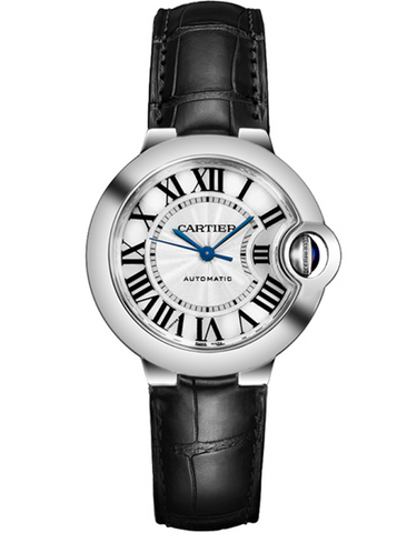 Cartier Ballon Bleu 33mm Automatic Women's Watch