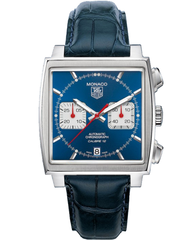 Tag Heuer Monaco Chronograph Steve Mcqueen Edition Men's Watch