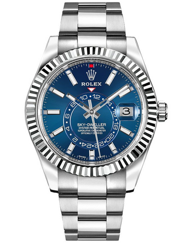 Rolex Sky Dweller 42mm Mens Watch
