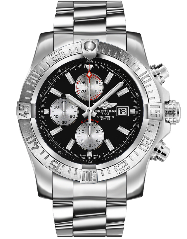 Breitling Super Avenger II Chronograph Men's Watch