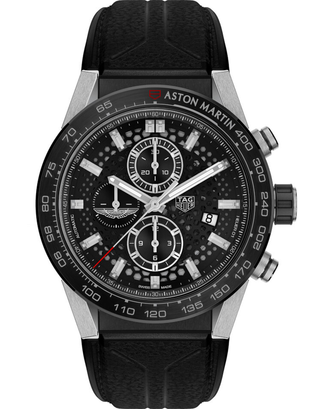 Tag Heuer Carrera Calibre Heuer 01 Aston Martin Racing Special Edition Men's Watch