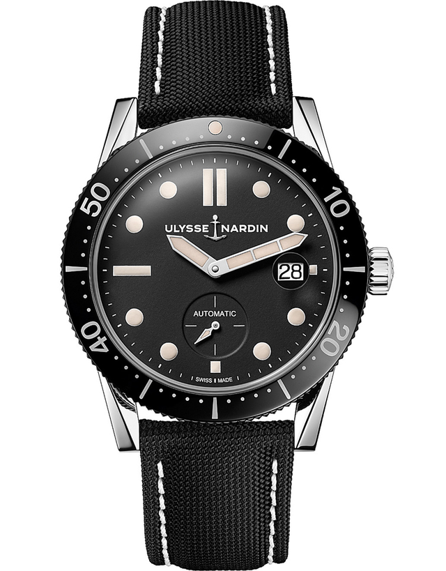 Ulysse Nardin Diver Le Locle Mens Watch
