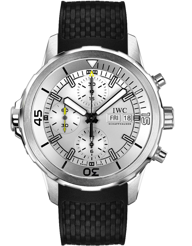 IWC Aquatimer Chronograph Men's Watch