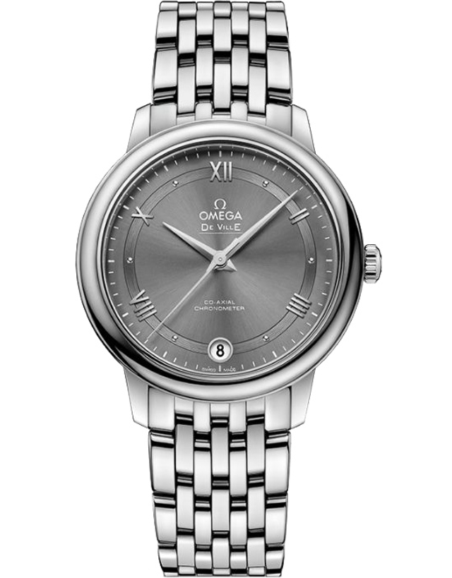 OMEGA DE VILLE CO-AXIAL 32.7MM AUTOMATIC STEEL WOMEN'S WATCH