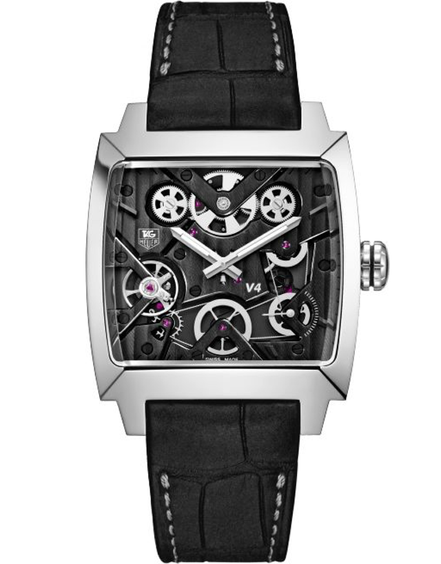 Tag Heuer Monaco V4 Limited Edition Men's Watch