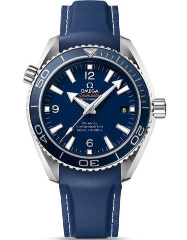 Omega Seamaster Planet Ocean 600m 42mm Titanium Liquidmetal Edition Men's Watch