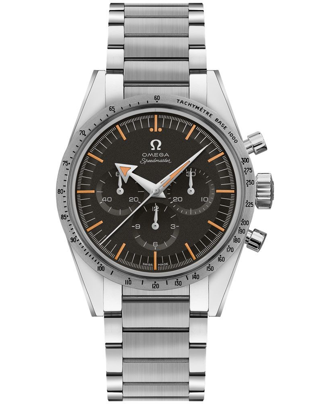 Omega Speedmaster '57 Chronograph 1957 Trilogy Limited Edition Men's Watch