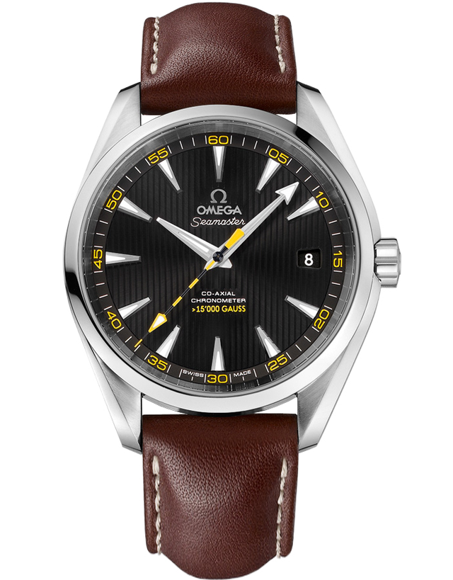 Omega Aqua Terra 150m Co-Axial 41.5mm 15'000 Gauss Mens Watch