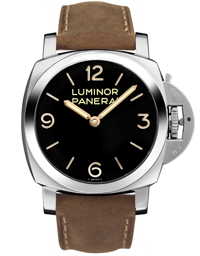 Panerai Luminor 1950 3 Days Acciaio 47Mm Men's Watch