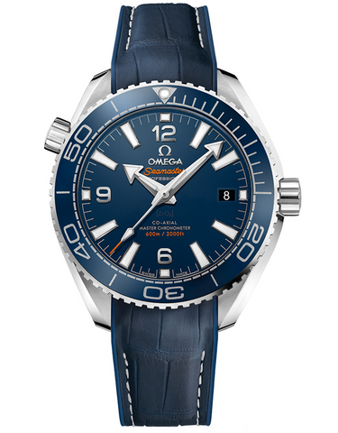 Omega Seamaster Planet Ocean 600M 39.5mm Men's Watch
