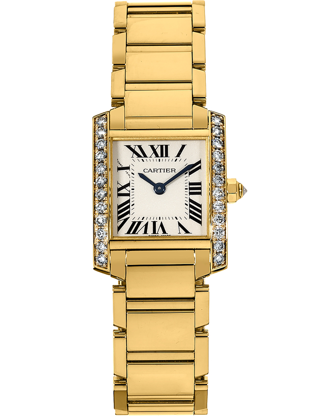 Cartier Tank Francaise Luxury Women's Watch
