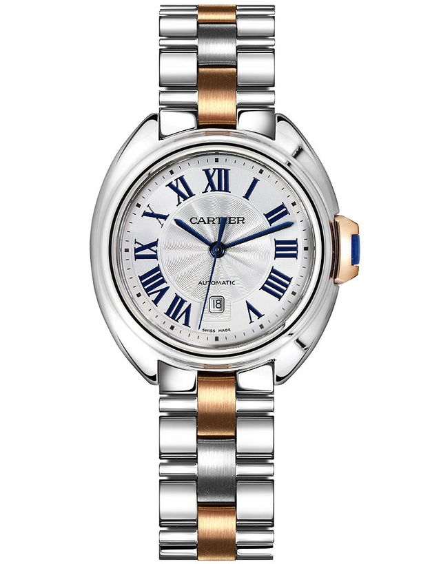 Cartier Cle De Cartier 31mm Luxury Women's Watch