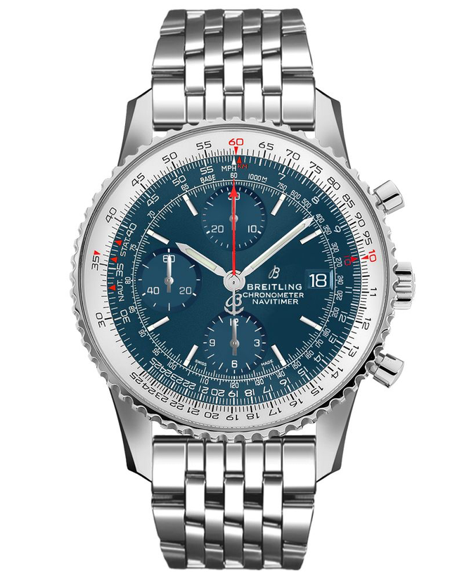 Breitling Navitimer 1 Chronograph 41 Mens Watch