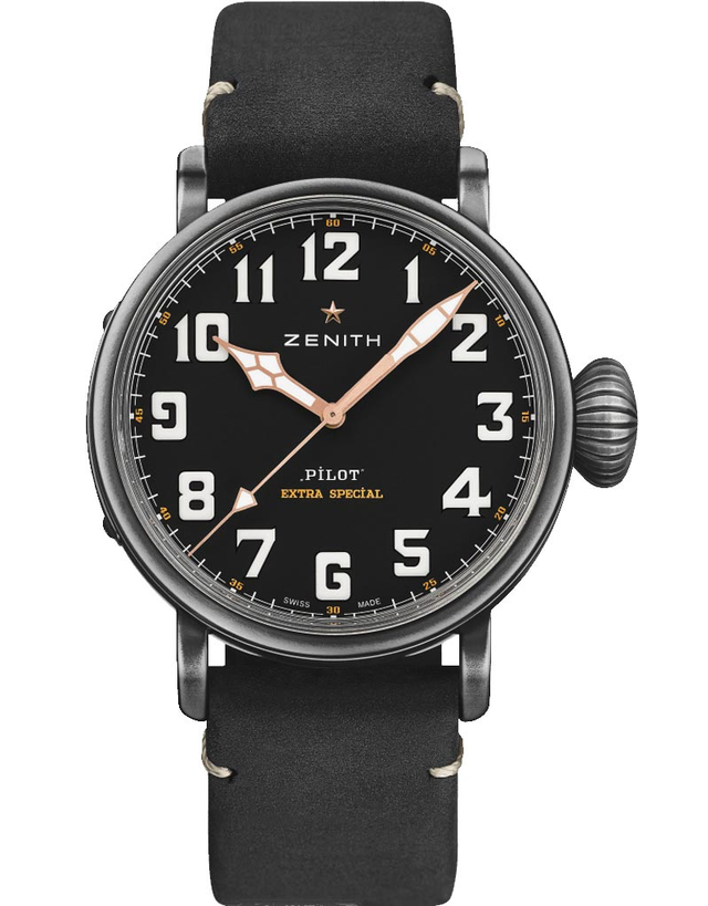Zenith Pilot Type 20 Mens Watch