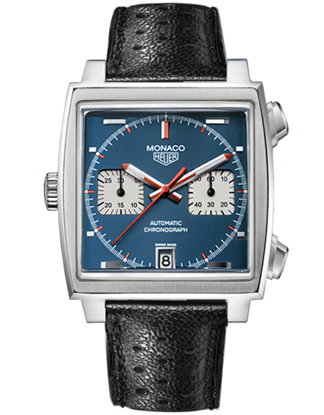 Tag Heuer Monaco Chronograph Mens Watch