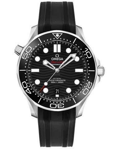 Omega Seamaster Diver 300m Co-Axial Master Chronometer Mens Watch