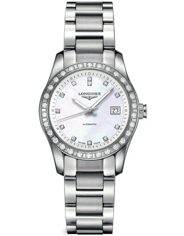 Longines Conquest Classic Automatic 29mm Ladies Watch