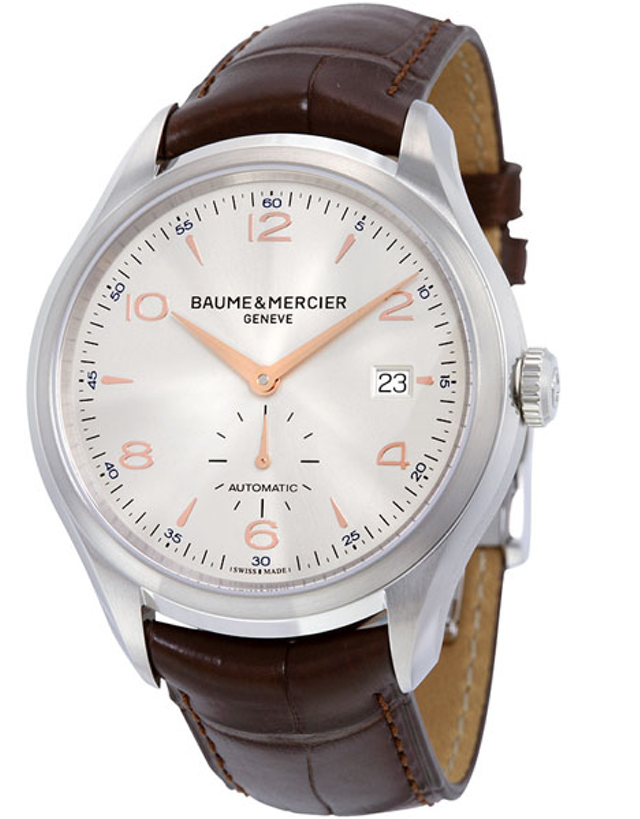 Baume & Mercier Clifton Automatic 41mm Men's Watch