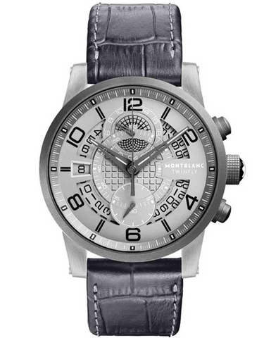 MontBlanc TimeWalker Chronograph Limited Edition Men's Watch