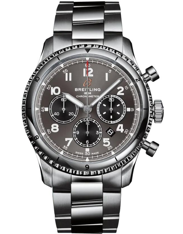 Breitling Aviator 8 B01 Chronograph 43 Mens Watch