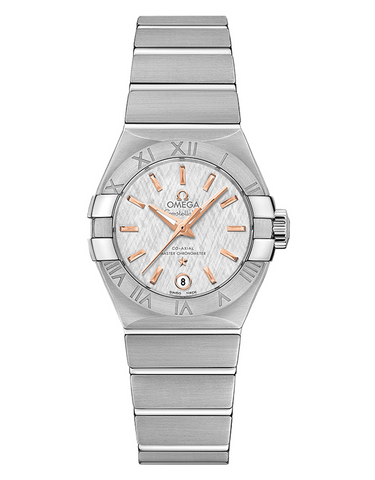 Omega Constellation Calibre 8700 Stainless Steel Ladies Watch