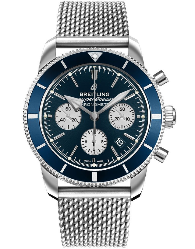 Breitling Superocean Heritage II B01 Chronograph Men's Watch