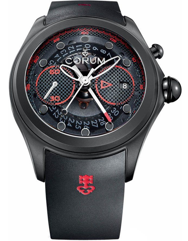 Corum Big Bubble 52 Centro Limited Men's Watch