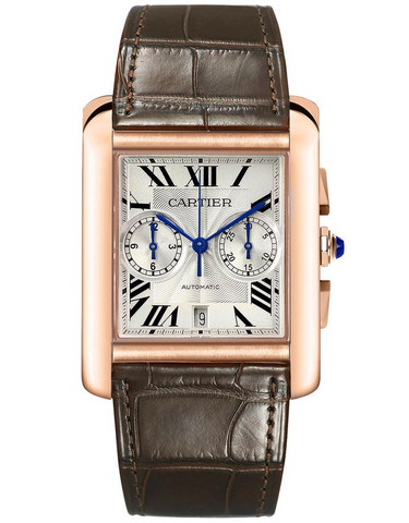Cartier Tank MC Chronograph Men's Watch