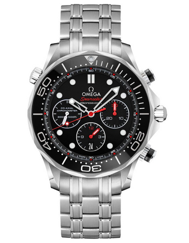 Omega Seamaster Chronograph Automatic Men's Watch