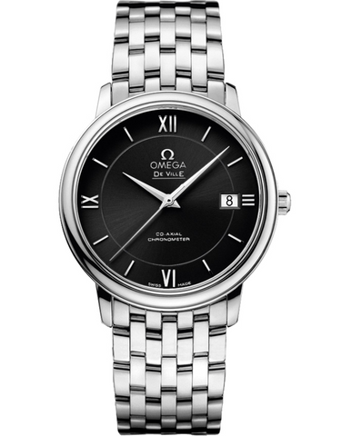 Omega De Ville Prestige Co-Axial 36.8 Midsize Watch