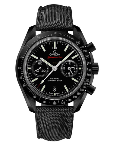 Omega Speedmaster Moonwatch Co-Axial Chronograph Dark Side of the Moon Men's