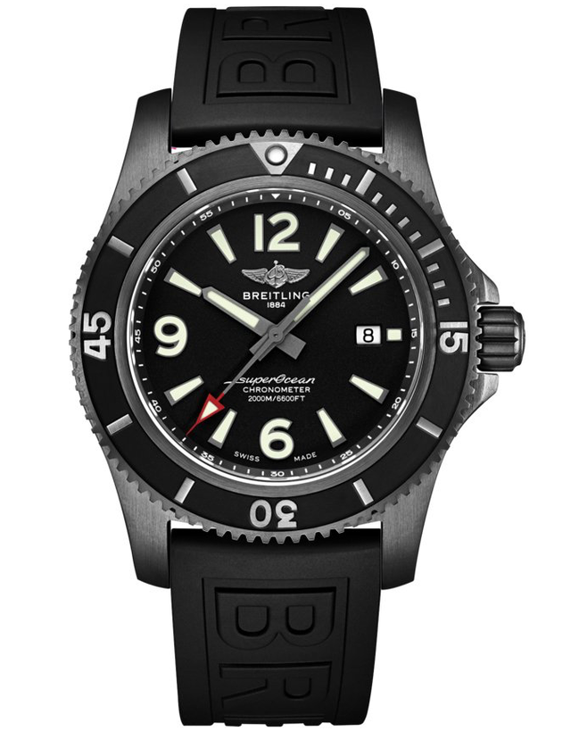 Breitling Superocean 46 Mens Watch