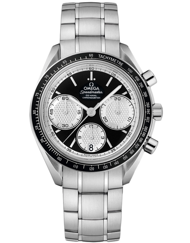 Omega Speedmaster 40Mm Racing Chronometer Men's Watch