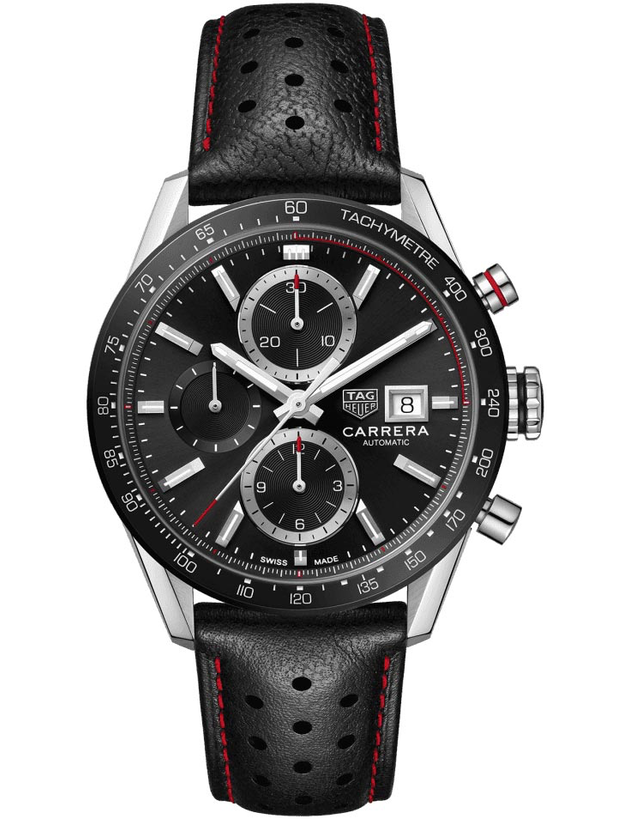 Tag Heuer Carrera Calibre 16 Automatic Men's Watch