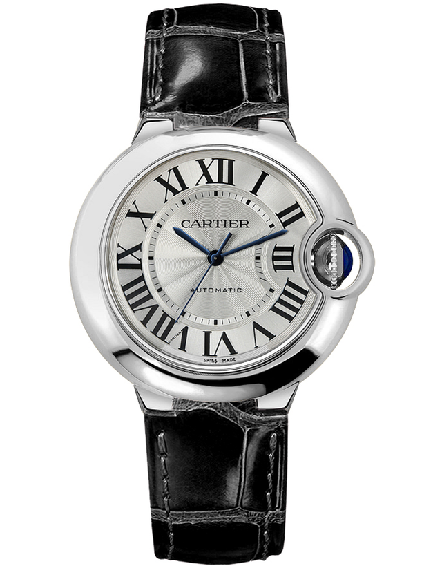 CARTIER BALLON BLEU 36MM WOMEN'S WATCH