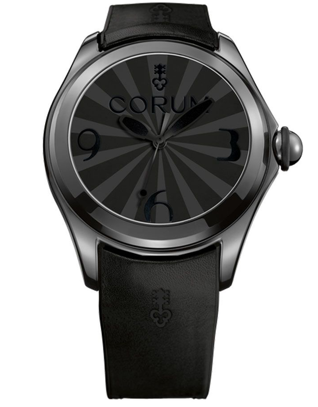 Corum Bubble 47 Black Night Automatic Men's Watch