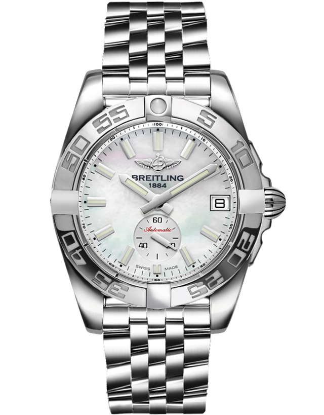 BREITLING GALACTIC 36 AUTOMATIC WOMEN'S WATCH
