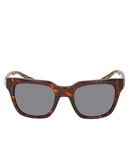 COACH DARK DARK TORTOISE SQUARE LADIES SUNGLASSES